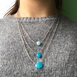 Other - Cute layering necklace